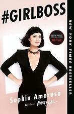 BRAND NEW #Girlboss by Sophia Amoruso (Paperback, 2015, Bestseller) Free Shiping