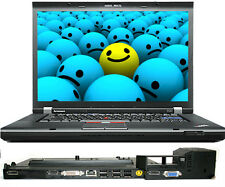 Lenovo ThinkPad T520 Core i5 2,50 GHz 2GB 320gb 15,6 zoll    W-LAN Doking