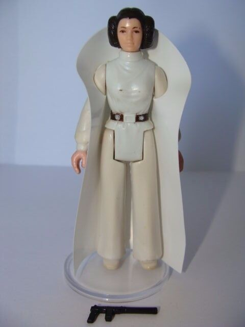 Princess Leia Taiwan COO  Loose Complete C8+ REPRO Weapon Star Wars Vintage KL