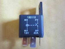 4 Pin 12v 40A  Relay