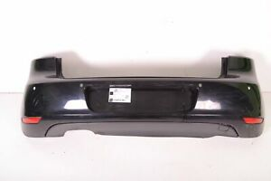 VW-GOLF-MK6-1-4-TSI-2011-LHD-REAR-END-BUMPER-IN-BLACK-5K6807301