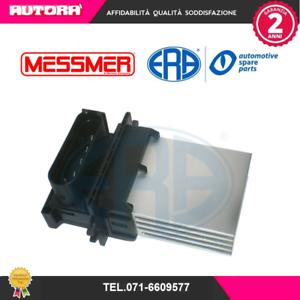 MARCA-ERA Ventilatore abitacolo Renault 665028 Resistenza