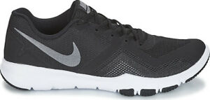 8d886968812 Nike Men`s Flex Control II Training Shoes Black White D 4E MEDIUM ...