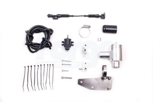 FORGE Motorsport Recirculation Valve /& Kit for Fiat 500 Abarth T-Jet FMDVF500R