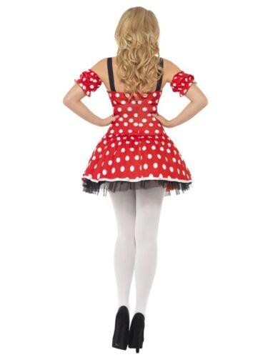 Mesdames Madame Souris Costume Robe Fantaisie femme Souris Costume Par Smiffys
