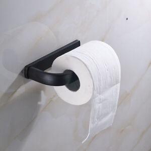 Oil Rubbed Bronze Brass Bathroom Toilet Roll Paper Holder Tissue Bar