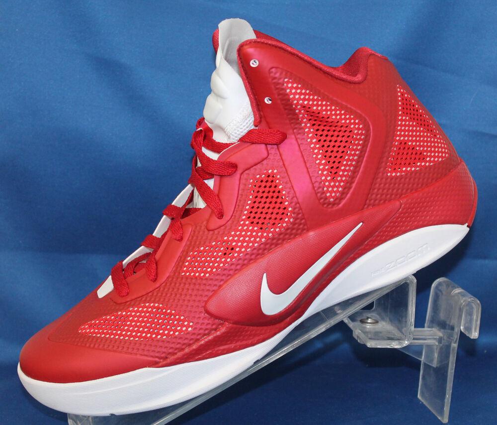 Nike Shox Gravity fonctionnement Shoe, Sequoia/blanc-Off blanc, 12