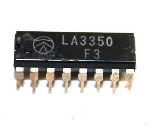 Circuit intégré IC chip puce Semiconductor semi-conducteur LA3350