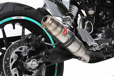 SILENCIEUX GPR DEEPTONE INOX KTM DUKE 200 2012/13/14