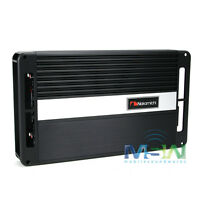 Nakamichi Pl-475 4-channel Class A/b Car Audio Stereo Amplifier Amp Pl475