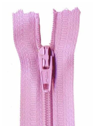 55cm Pink Dress Zip