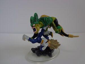 Dragonball Dragon ball Z Imagination Figure Figurine 9 Gashapon Goku vs Vegeta