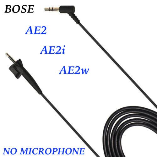 Headphones Cables wire For BOSE QC3 QC 3 QC15 QC25 QC 25 OE2 OE2i AE2 AE2i AE2w