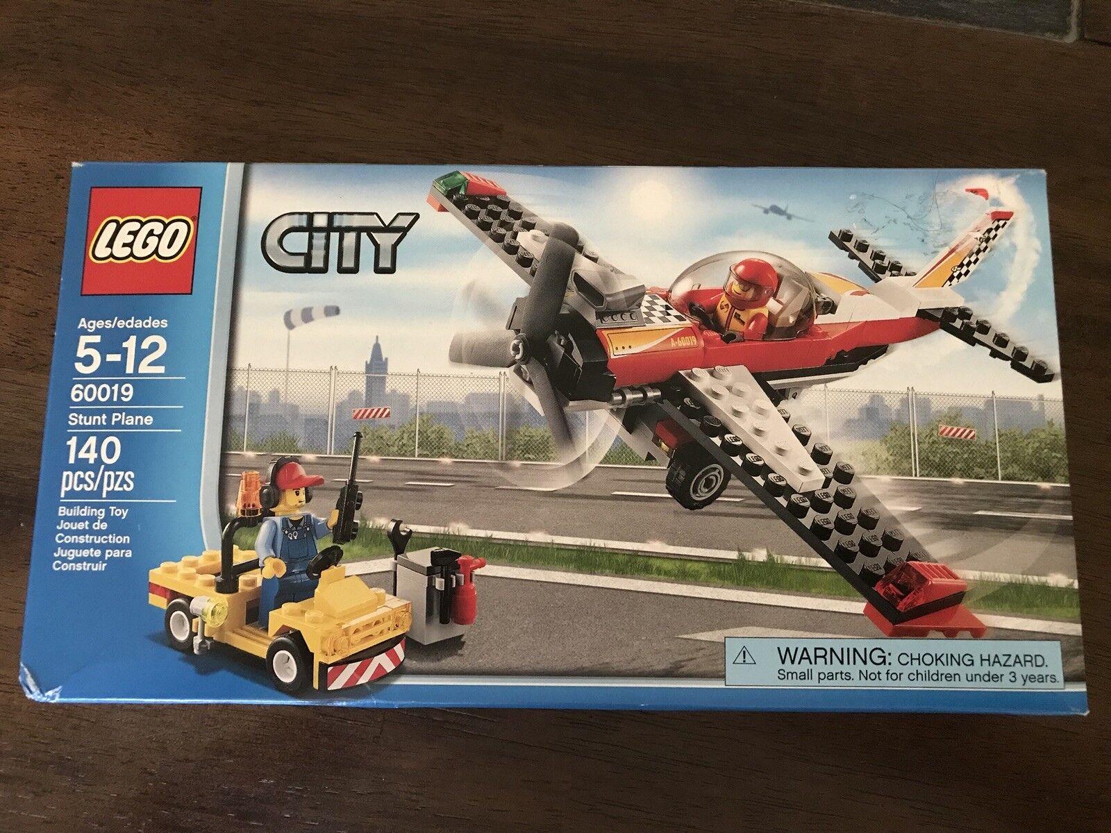 LEGO LEGO LEGO City Stunt Plane (60019) d7640d