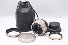 【Exc+】CONTAX Carl Zeiss T* Biogon 28mm f2.8 G Lens G1 G2 w/Many Accessory 127507