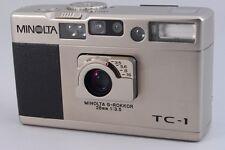 2826#GC Minolta TC-1 Film Camera Excellent+