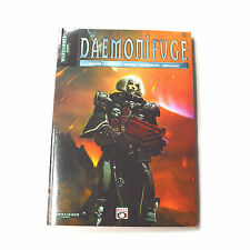 DAEMONIFUGE T01 (French) Paperback #1 2004 Witch hunters comic book livre