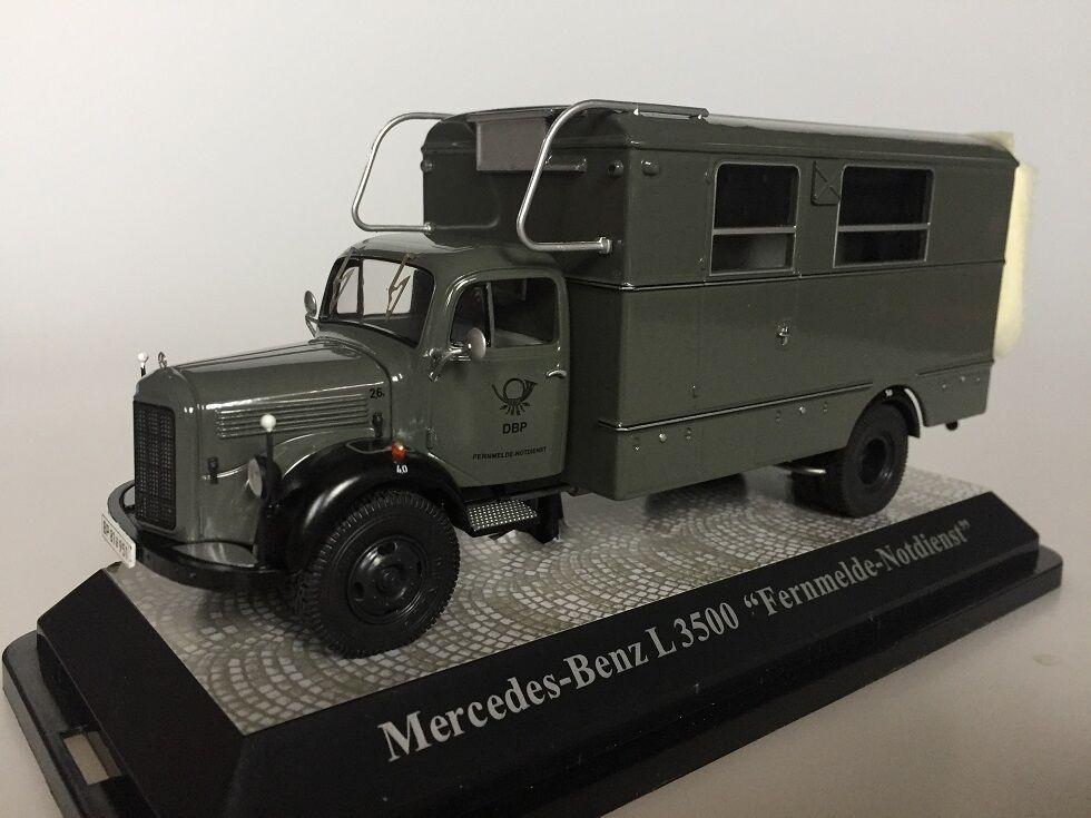 1 43 Premium Classixxs Mercedes Benz L3500 Fernmelde 12402