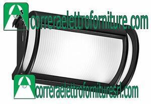 Plafoniera-vetro-parete-soffitto-esterno-design-PRISMA-NIKKO-nera-E27-001478