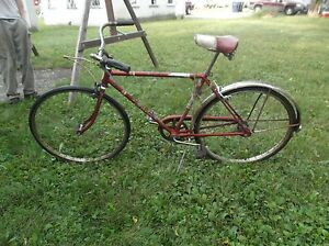 1e062b423f3 Image is loading Vintage-Schwinn-Racer-3-Speed-Lightweight-Bike-Original-