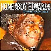 Roamin-039-amp-Ramblin-039-David-Honeyboy-Edwards-Audio-CD-New-FREE-amp-FAST-Delivery