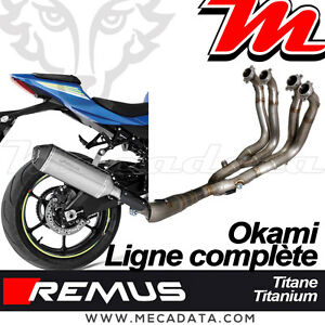 Ligne-Complete-Pot-echappement-REMUS-Okami-Full-Titane-Suzuki-GSX-R-1000-R-2017