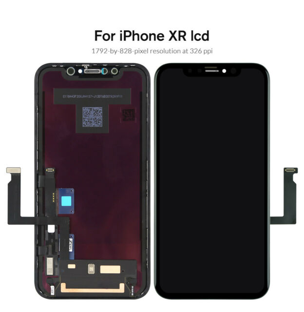 AAA For iphone XR LCD Touch Screen Replacement Digitizer Assembly Display Black