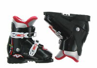 Nordica Gpt2 Black Ski Boots Toddler Size