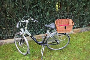Panier de chien Panier de vélo pour panier porte-bagages panier porte-bagages en osier