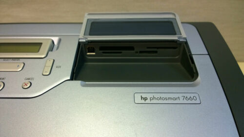 SALES! SALES!!! HP PhotoSmart 7660 Standard Inkjet Printer Low PgCount SALES