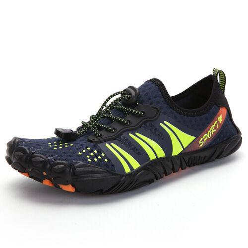 Laufschuhe Turnschuhe Barfußschuhe Rutschfeste Schuhe Wasserschuhe Ultraleicht