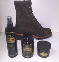 Obenauf's Heavy Duty Starter Package Lp Leather Oil Water Shield Usa Made