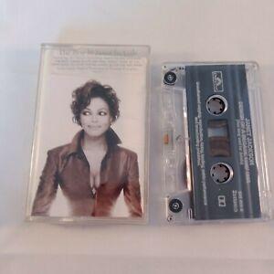 Cassette-Tape-The-Best-of-Janet-Jackson