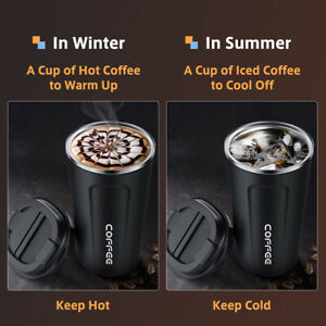 Double-Wall-Stainless-Steel-Coffee-Thermos-Cup-Leakproof-Insulated-Vacuum-Mug