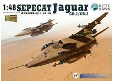 ◆ Kitty Hawk 80106 1/48 Sepecat Jaguar GR.1/GR.3