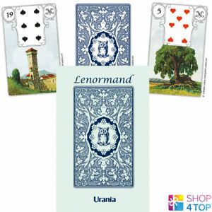 the lenormand fortune telling cards a deck of 36 cards russia xmas
