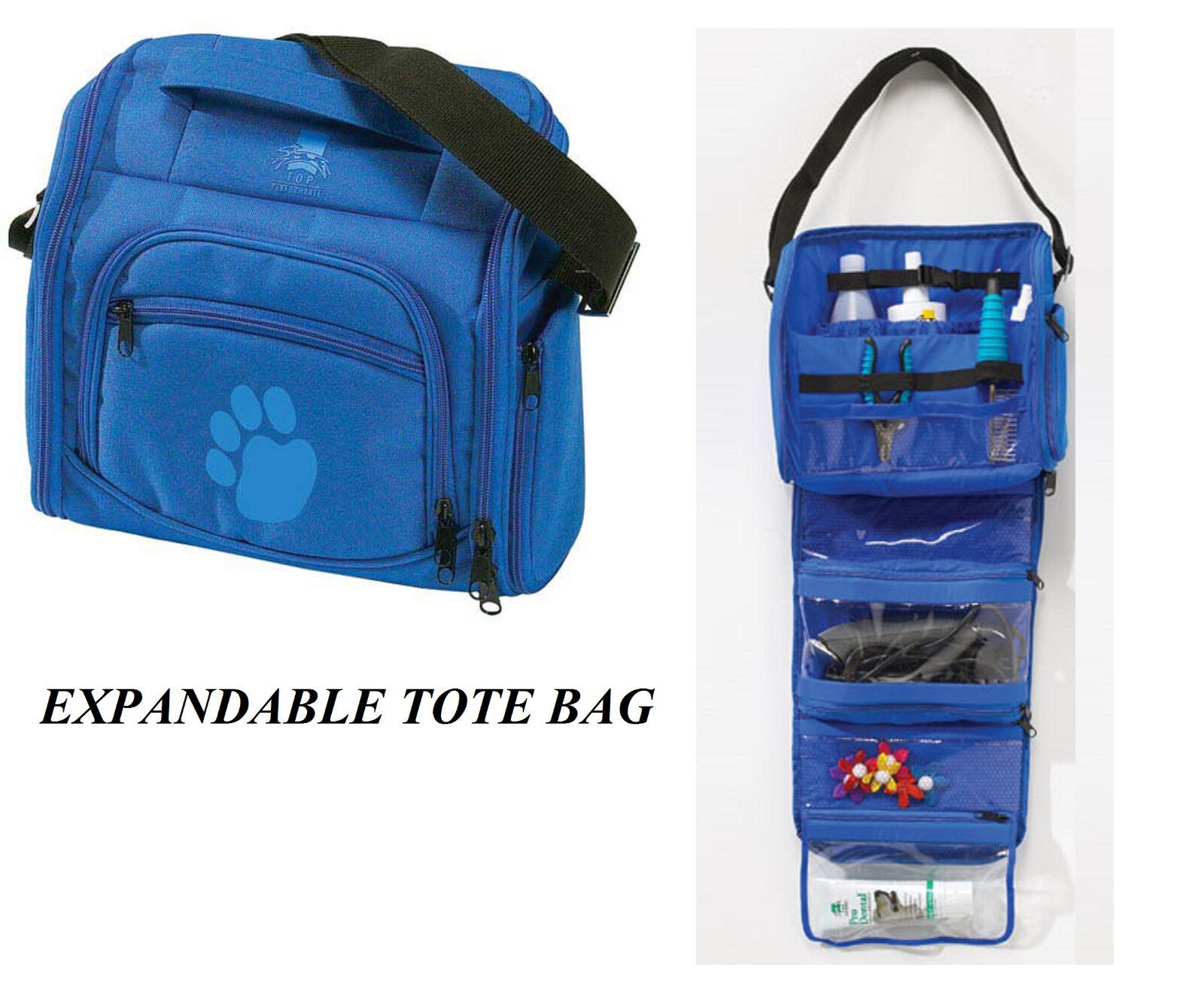 Top Performance On the Go BAG Travel Storage Tool Case Tote MULTI-USEEXPANDS B