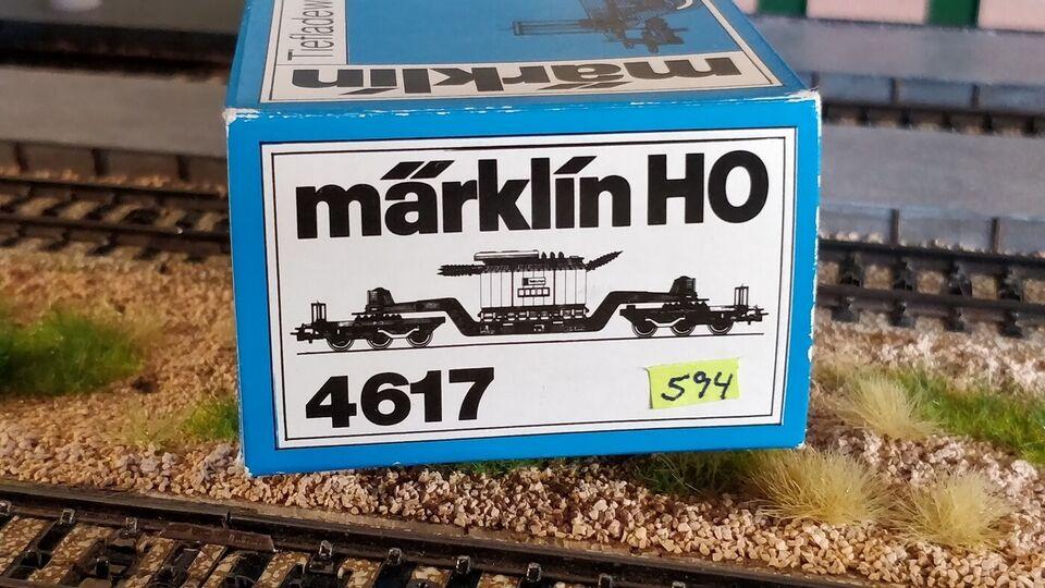 Märklin emballage//leerkarton 4617