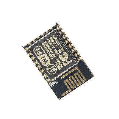 1/2/5/10PCS ESP8266 ESP-12E Wireless Remote Serial WIFI Transceiver Board Module