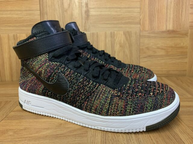Size 10.5 - Nike Air Force 1 Ultra Flyknit Mid Multicolor 2016 for ...