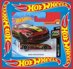 Hot-Wheels-2020-DODGE-VIPER-SRT-10-ACR-50-250-NEU-amp-OVP