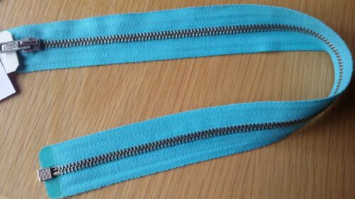 1-caminos cremallera 30-60 cm divisible metal muchos colores anorak chaquetas