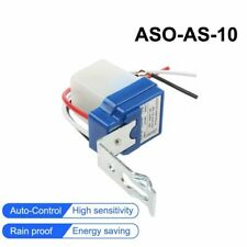Photo Switch Sensors Switch Auto On Off Photocell Street Lights Control Acdc