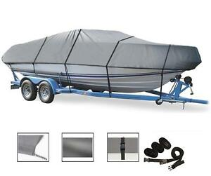 LV 208 Fish DELUXE PONTOON BOAT COVER G3 Boats LV 208 Cruise