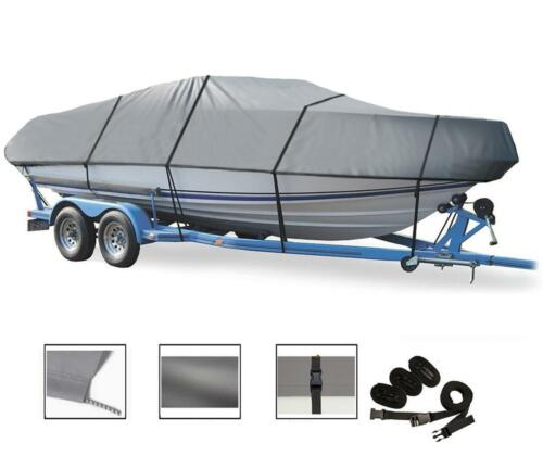 "Semi-Custom Boat Cover for Pro-Style Bass Walleye Boats up to 18/'6/""L,92/"" Width"