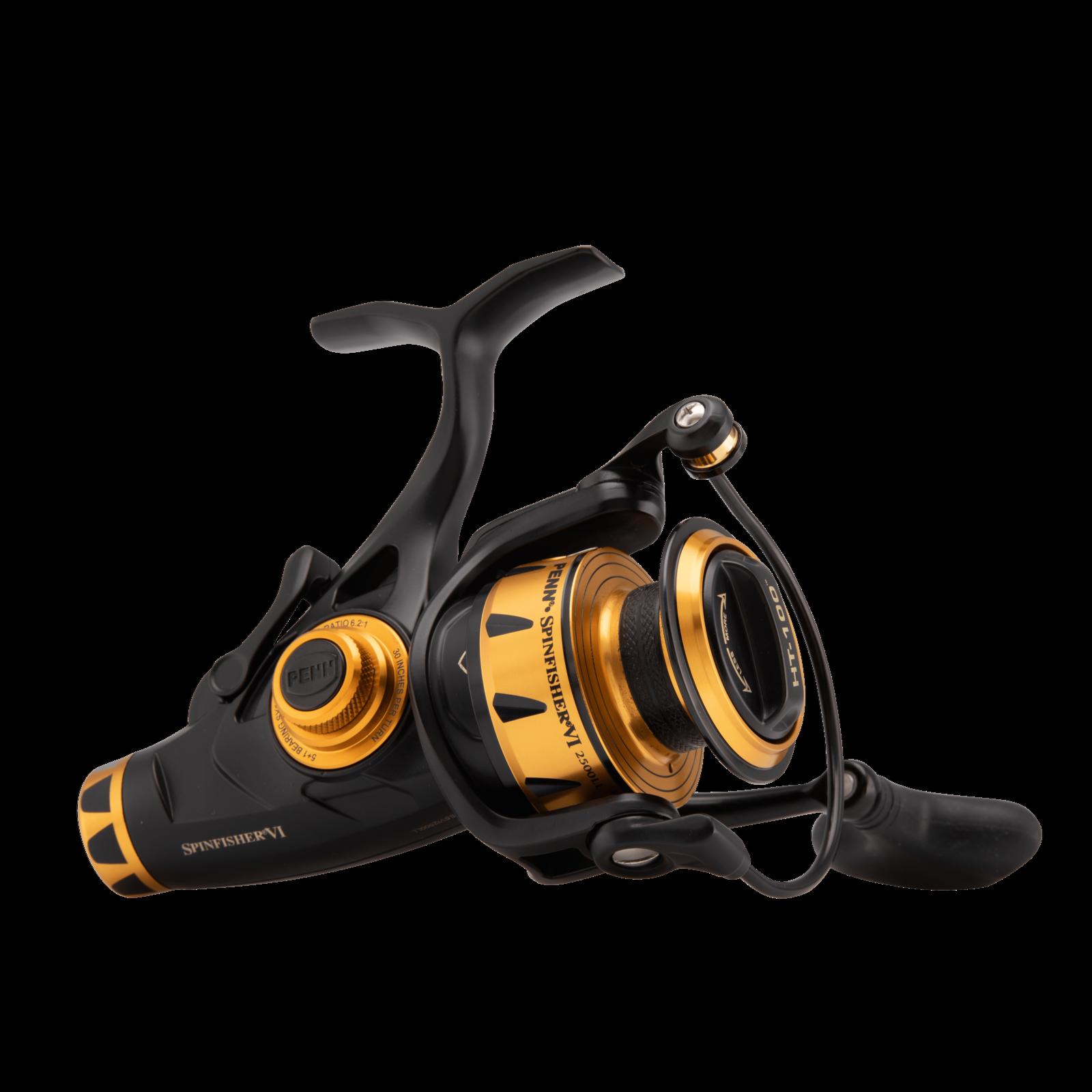 Penn Spinfisher VI SSV 8500 Live Liner Fishing Reel SSVI8500LL - NEW 2018