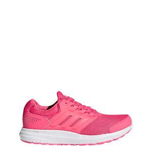 Dettagli su Adidas Donna Scarpe da Corsa Galaxy 4 Allenamento Moda Fitness Nuovo CP8840