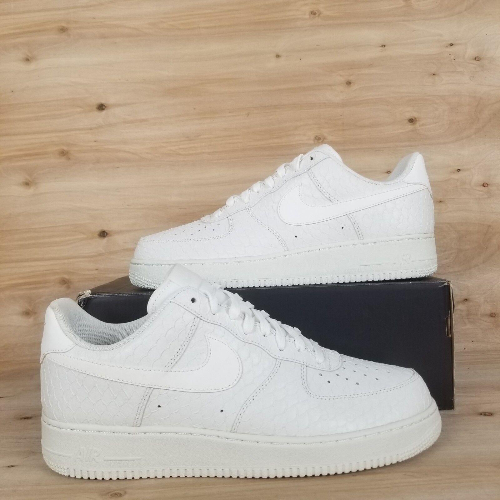 Sneakers 12 Triple Af1 '07 White718152 Lv8 Nike 5 Force 1 Athletic 106Sz Air CErBoeWQdx