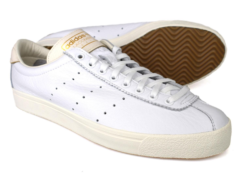 new product 85365 5bd09 Adidas originali lacombe spzl spezial cuoio bianco formatori formatori  formatori da8786 libero regno unito p p