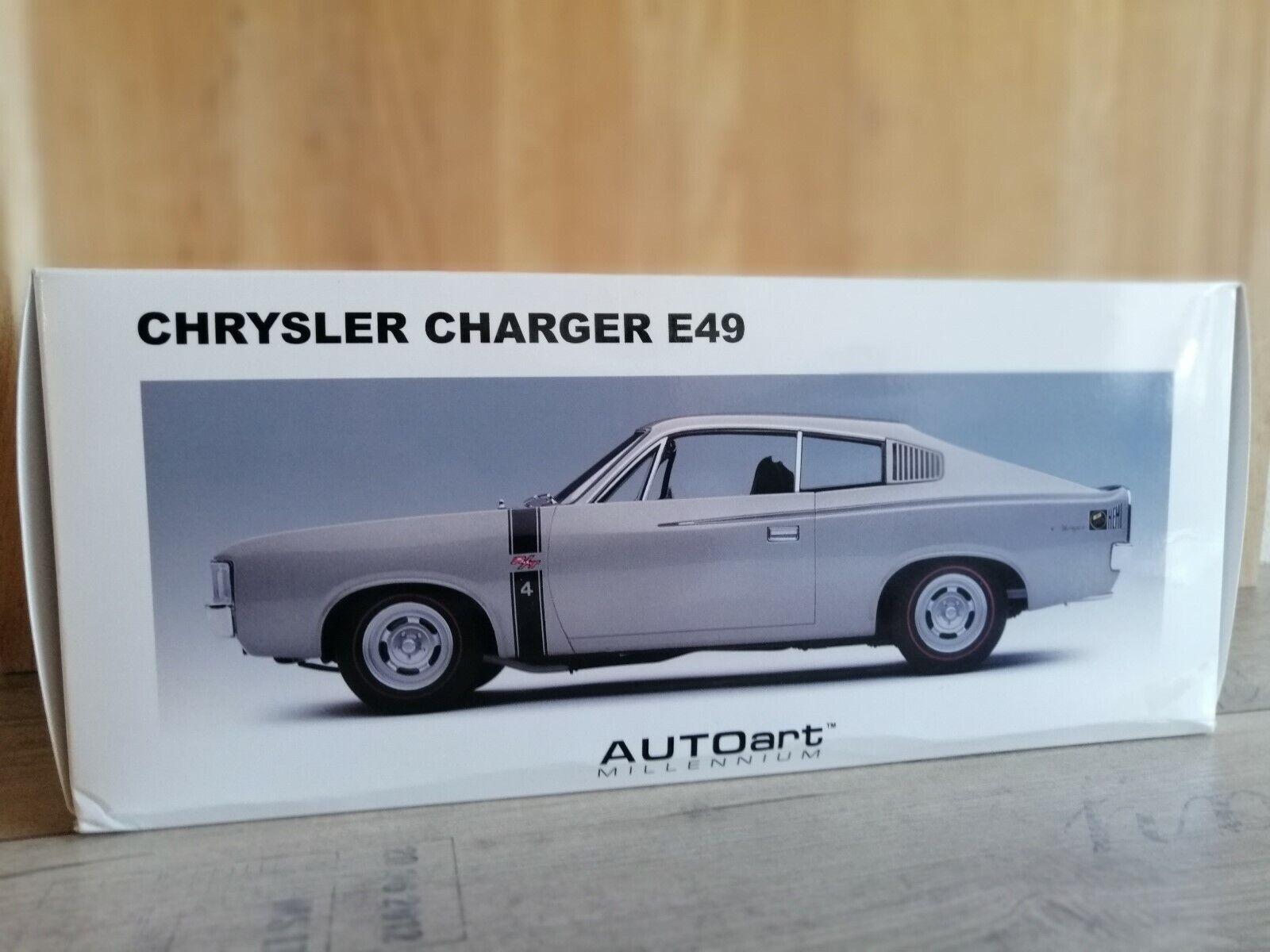 Chrysler Charger E49  Autoart 1 18 NEU  | Reichhaltiges Design